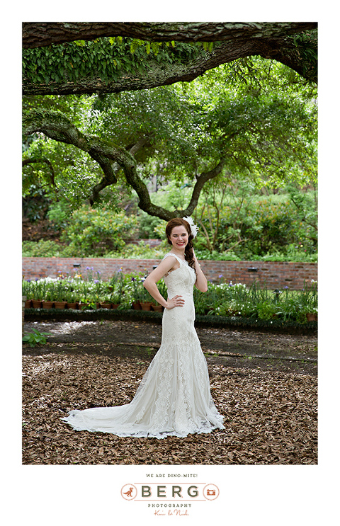 Angelique natchitoches louisiana bridal session berg for Beau jardin natchitoches la