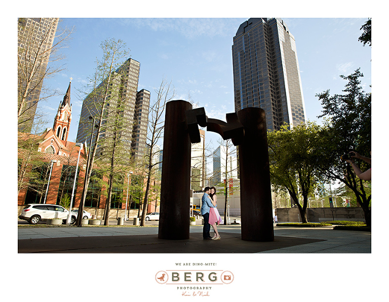 Dallas Texas Engagement Session Wedding Photography Dallas Arts District  Fort Worth Water Gardens (1) ...
